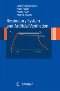 Book Cover: Respiratory System and Artificial Ventilation